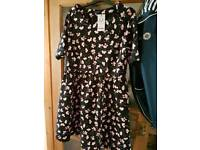 Next maternity dress 18 bnwt