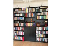 Billy Bookcases (black brown)
