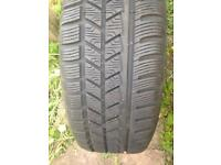 FOUR WINTER TYRES 215/55/R16