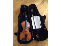 1/10 size stenor violin
