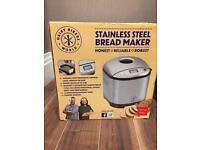 New Bread Maker - Stainless Steel - Hairy Bikers