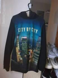 Men's city by city H&M hoodie