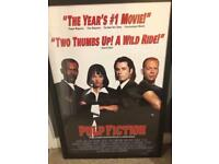 Pulp fiction poster large
