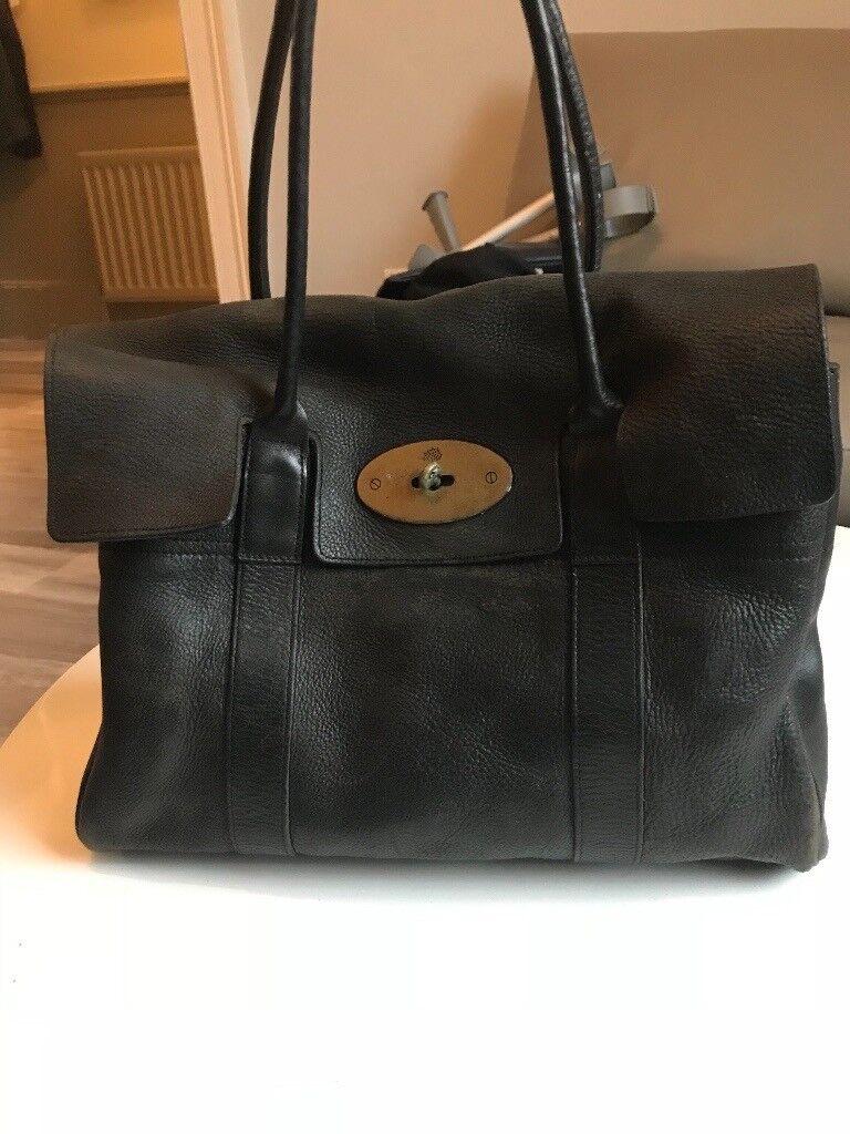 a26b56fbfb4 Mulberry Bayswater handbag used   in Kings Cross, London   Gumtree