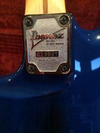 Stunning JS1000 BTB signed by the great man himself Joe Satriani