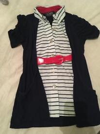 2-3 year old dresses £8 for two