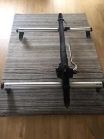 Roof rack and bike rack