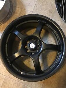 "17"" Aftermarket rims forsale 4x120-4x108 bolt pattern"