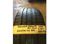 225/40/18 88Y GOODYEAR EAGLE F1 RUN FLAT TYRE