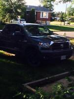 For sale 2013 Toyota Tundra