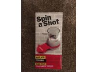 SPIN A SHOT GAME