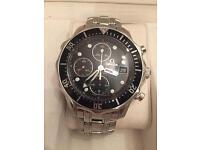 Omega Seamaster Professional 300m Chronograph watch full set