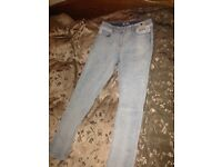 New with tags skinny jeans size 12