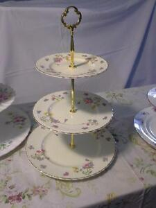 *Beautiful Vintage plates, tea cups and tableware rentals* Windsor Region Ontario image 4