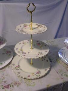 *Beautiful Vintage plates, dishes and tableware rentals* Windsor Region Ontario image 3