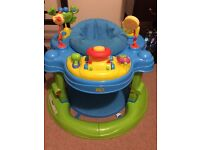 Baby jumping bouncer