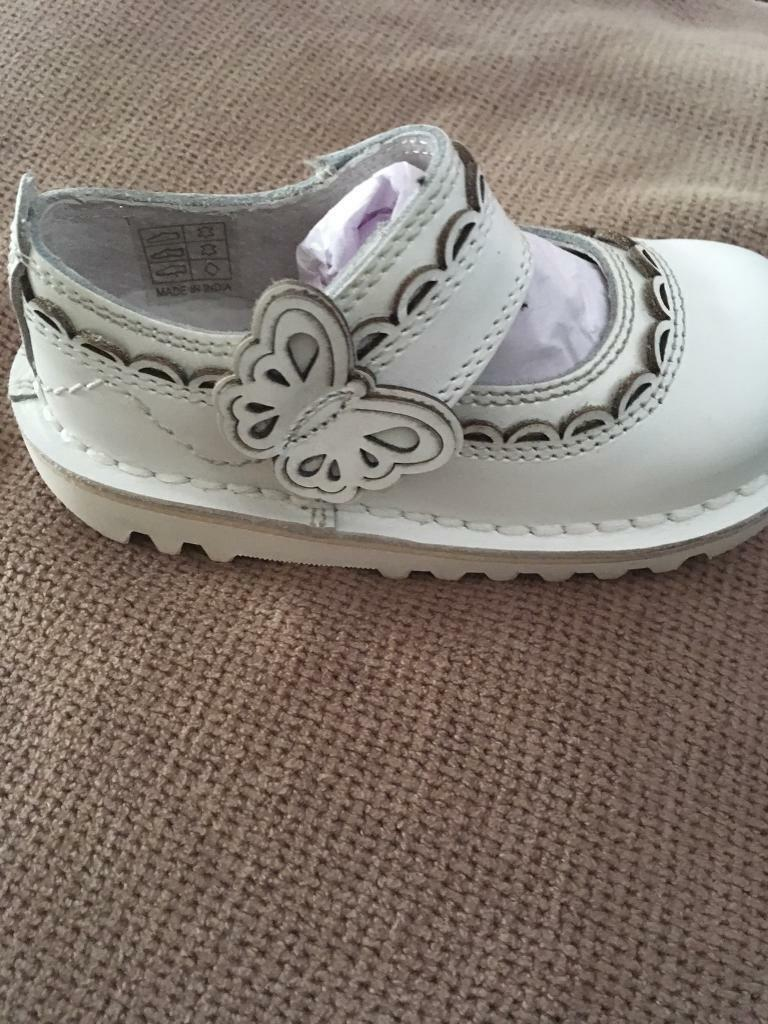 Girls kickers shoes brand new