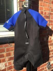 Men's Shortie wetsuit XL