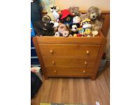 Mamas & Papas Drawers with Changing Top