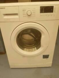 7kg washing machine Beko