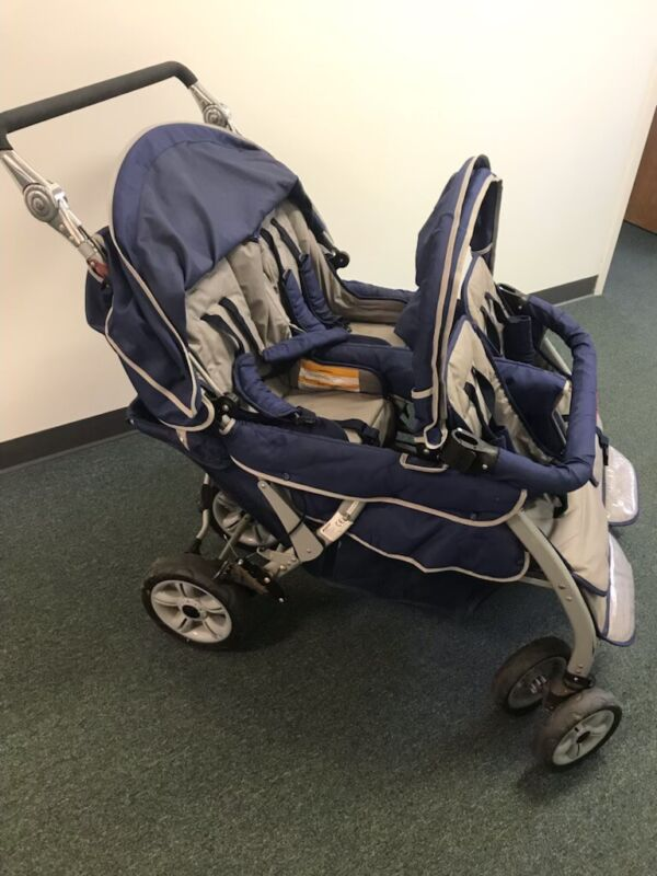 Angeles 4 SEATER BABY STROLLER QUAD Great Condition