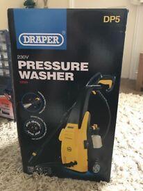 Draper 230v pressure washer