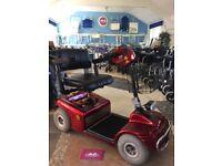 Shoprider Sovereign 4 mph mid range mobility scooter - 20 mile range