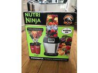 Nutri Ninja 900W - Never Used & Still in Box