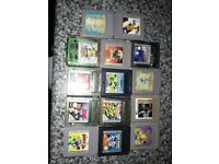 Job lot nintendo x3 gameboy colour plus games