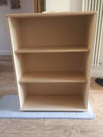 Excellent quality bookcase for sale at a bargain price