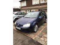 £2100 Volkswagen Golf 1.6 FSI SE 5dr Automatic 96500 mileage