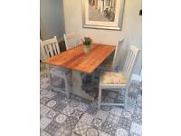 Kitchen / Dining Table and 4 Chairs