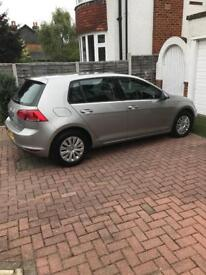 Volkswagen Golf BlueMotion TSI. 1.4 Petrol.FSH. 1 owner from new.