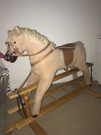 Mamas and papas Large rocking / glider horse