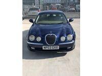 Jaguar S Type V6 SE Auto 98k miles