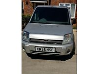 Ford transit connect 5 seater