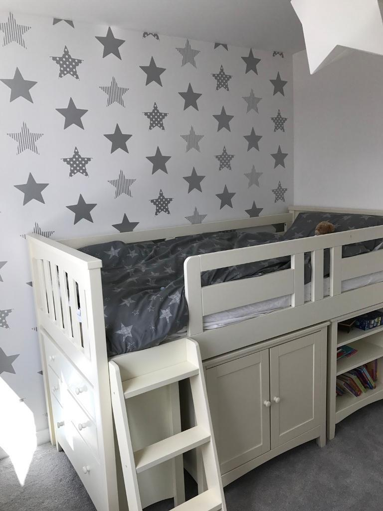 Harvey MidSleeper cabin bed