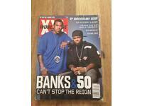 XXL worldwide Hiphop Magazines.