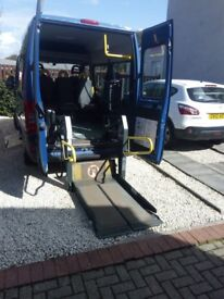 Ricon Wheelchair lift & seats