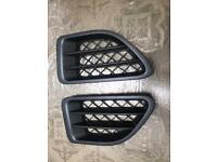 Range Rover sport side grille
