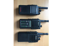 Walkie Talkies with Unlimited Range - much better than UHF VHF 446