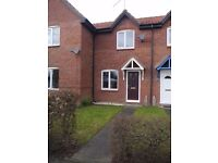 To rent in Acle. Two bedroomed terraced property