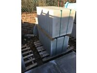 Brand new concrete paving flags 50 x 600 x 600mm