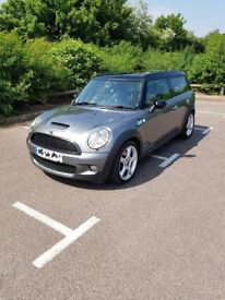 Mini Clubman Cooper S. Full dealer service history, lots of extras including Panoramic sunroof