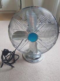 Classic Chrome Fan