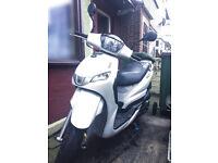 Peugeot Tweet 125cc scooter for sale