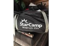 Star camp caravan awning