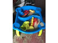 Sand table and accessories