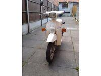 honda mini vision moped 1987