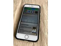 Apple iPhone 7 128GB silver/white
